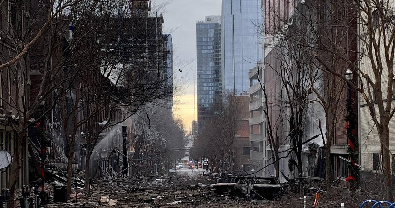 USA: Zamachowiec z Nashville wierzył w UFO i istnienie ludzi-jaszczurów