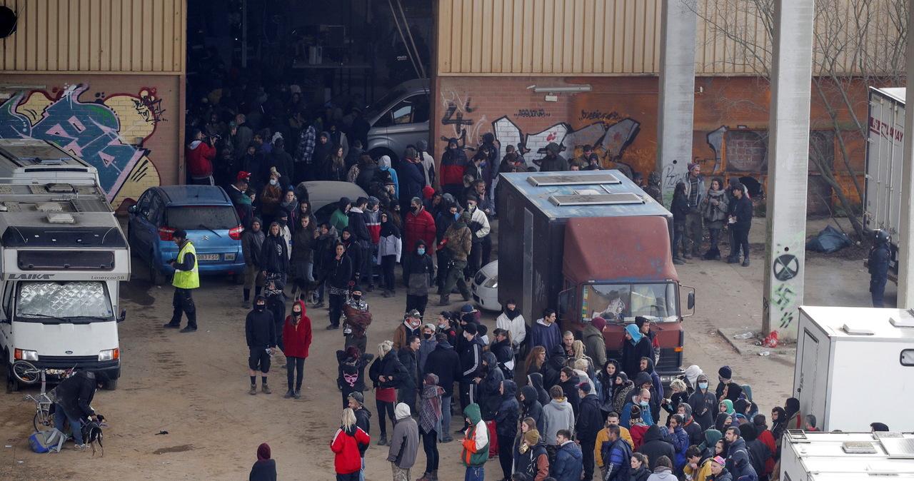 Rave na 1000 osób w Barcelonie. Policja wkroczyła 36 godz. po zgłoszeniu