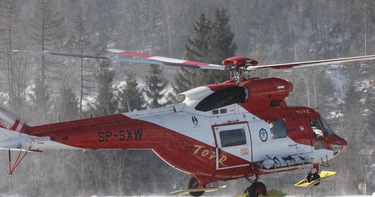 Lawina porwała w Tatrach troje turystów. Na Morskim Oku lód załamał się pod dwójką Ukraińców
