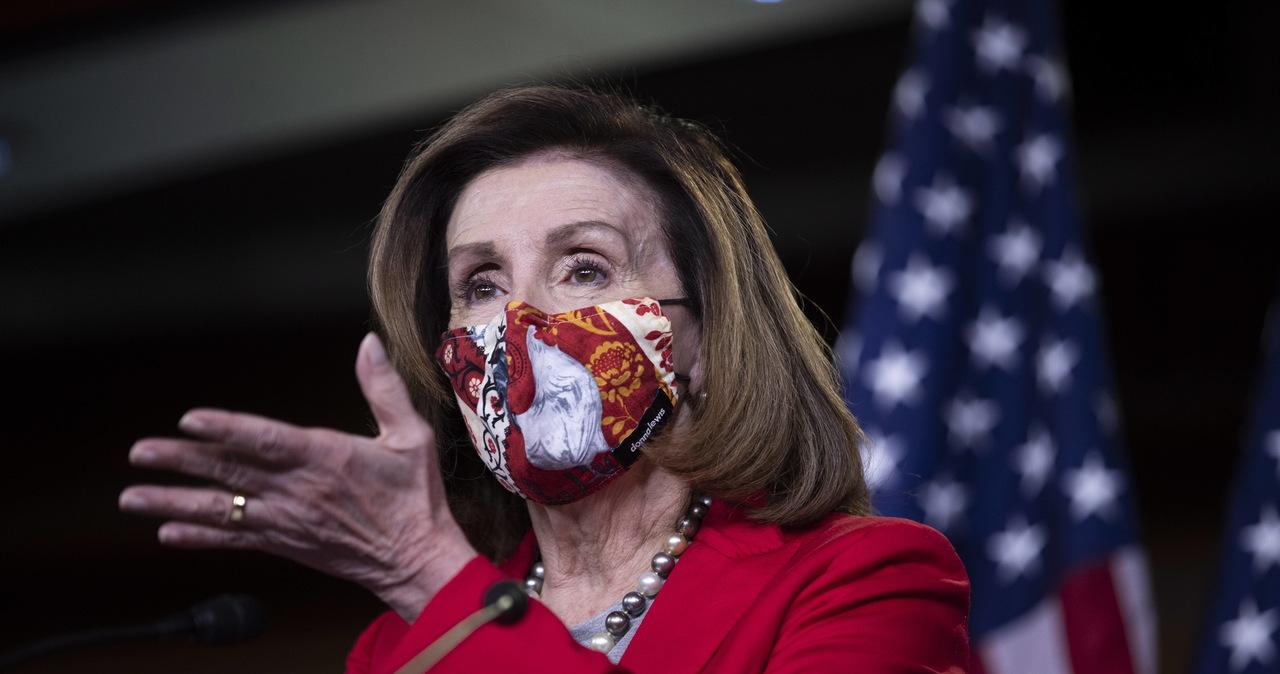 USA: Nancy Pelosi została szefową Izby Reprezentantów