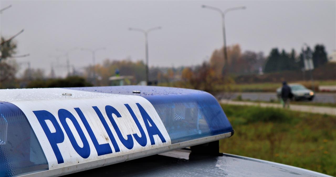 Rodzinna tragedia w Rypinie. Mężczyzna śmiertelnie ranił nożem żonę