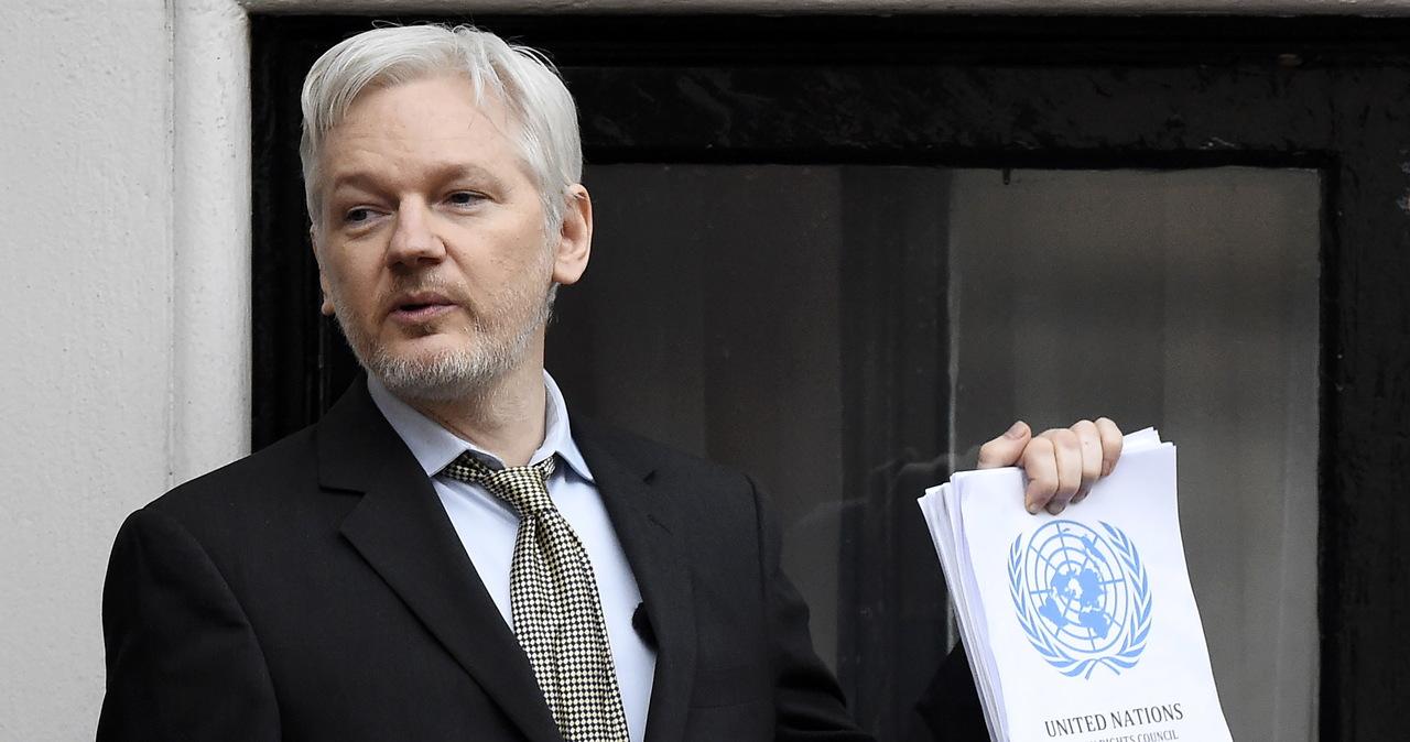 Brytyjski sąd zdecydował. Julian Assange pozostanie w więzieniu