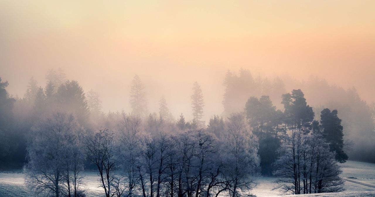 W nocy silny mróz. Na południu kraju nawet minus 18 stopni Celsjusza!