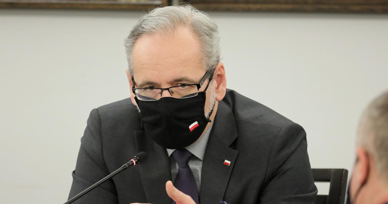 """Niedzielski mówił o """"czeskim wariancie"""" koronawirusa. Czesi: Nie wykryliśmy"""