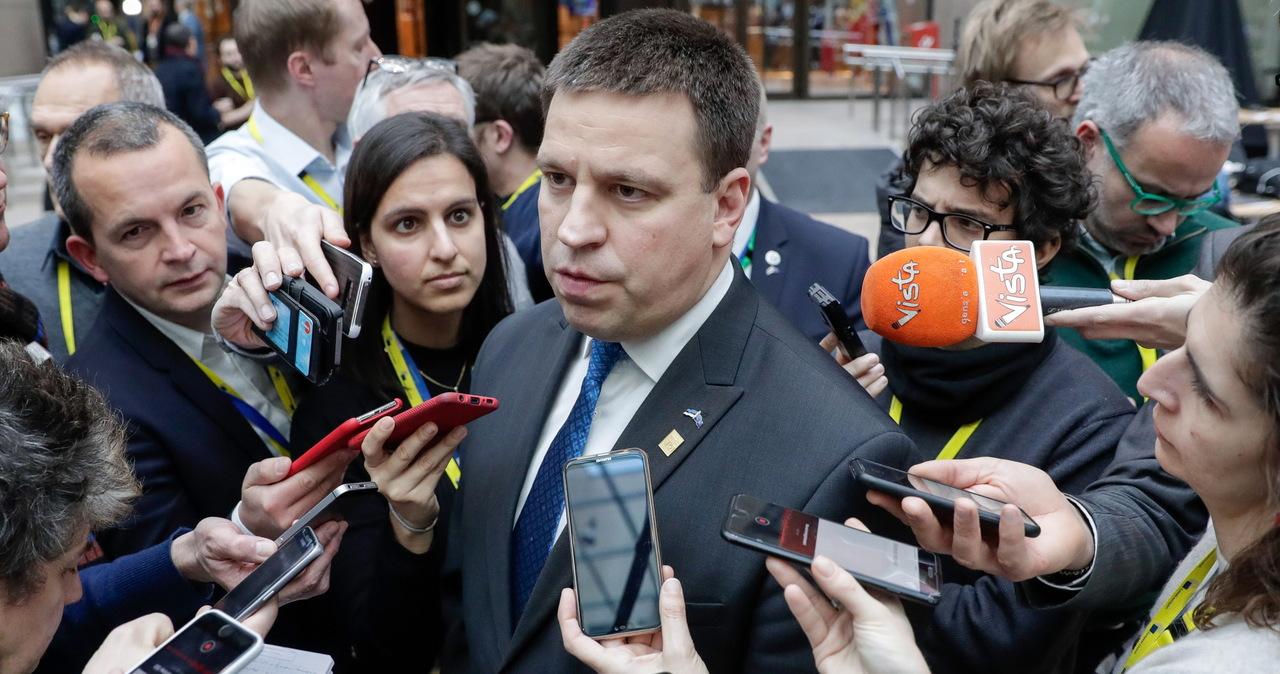 Afera korupcyjna w Estonii. Premier podał się do dymisji