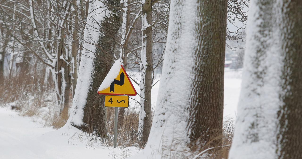 Coraz więcej śniegu m.in. na południu Polski. W weekend siarczysty mróz