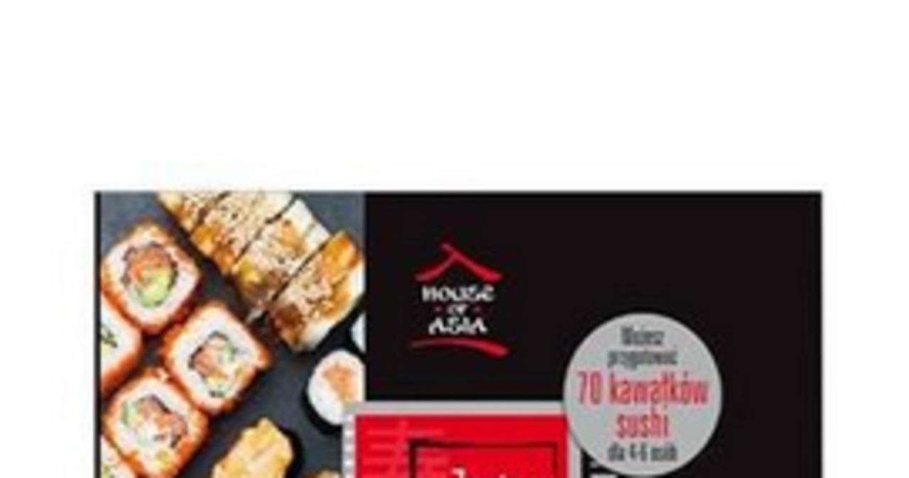 GIS wycofuje niektóre partie sezamu czarnego i zestawów do sushi