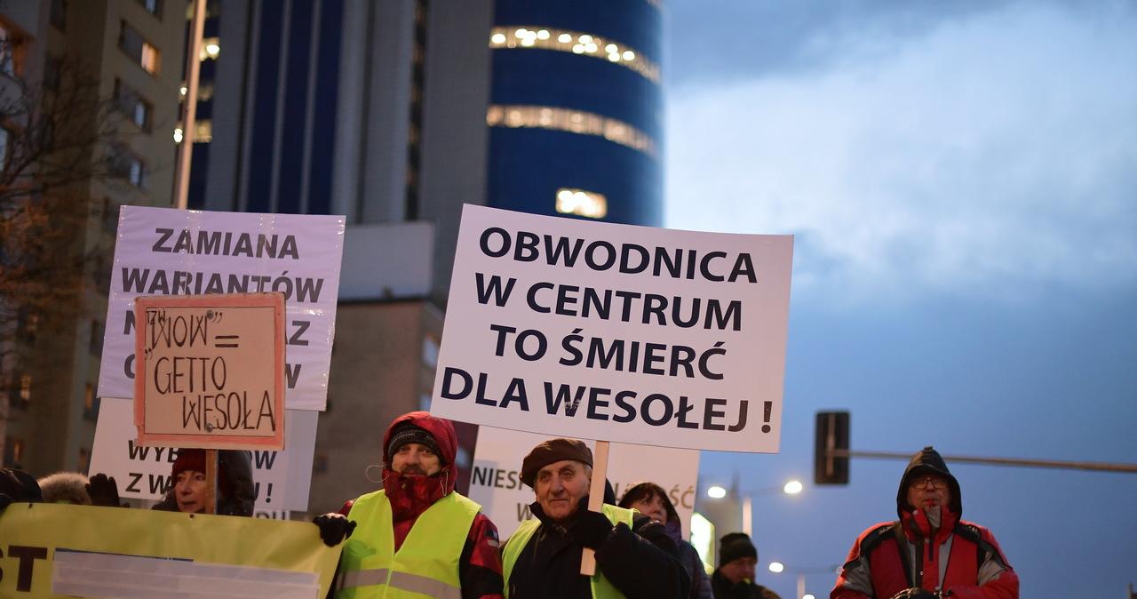 Decyzja środowiskowa ws. wschodniej obwodnicy Warszawy uchylona