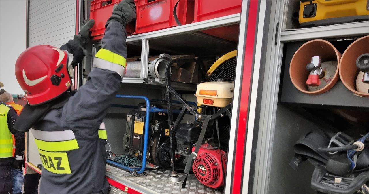 Chorzów: Wybuch w zakładach produkujących gazy techniczne