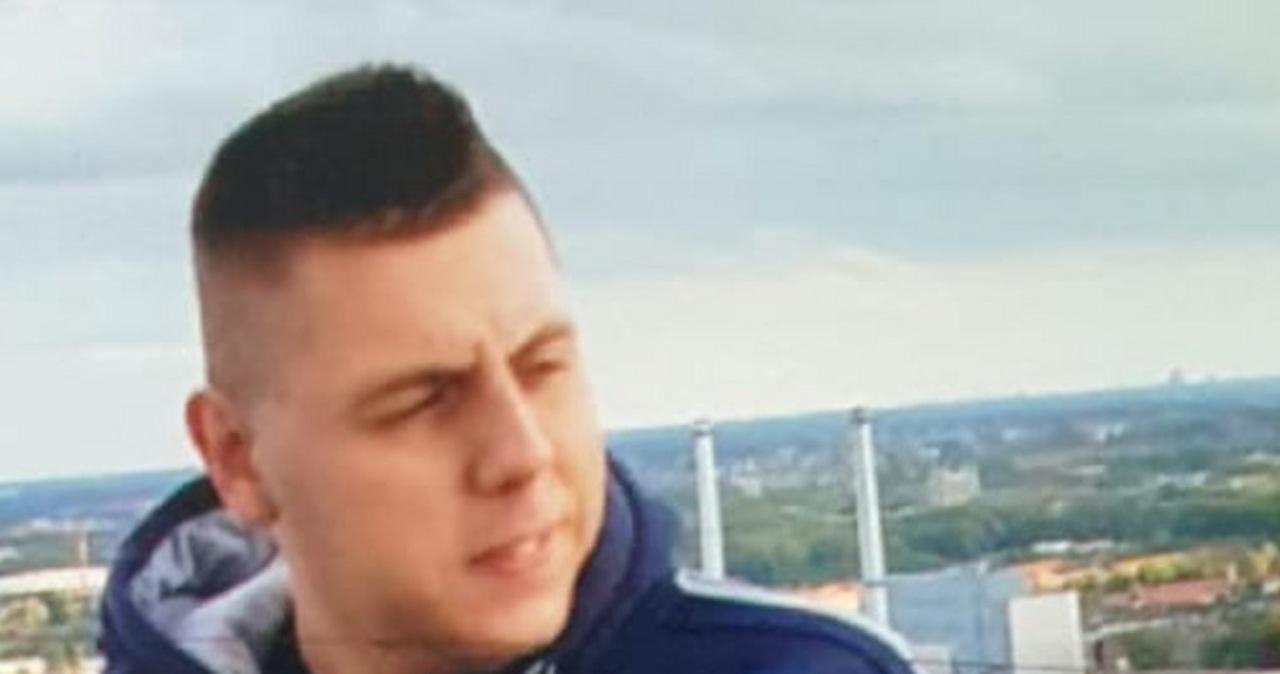 Zaginął 28-letni Bartłomiej. Policja prosi o informacje
