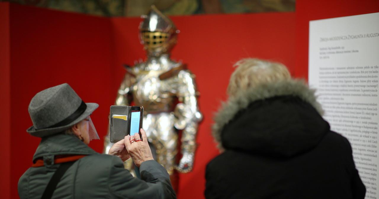 Kunszt płatnerski. Zbroja królewicza Zygmunta II Augusta na Wawelu