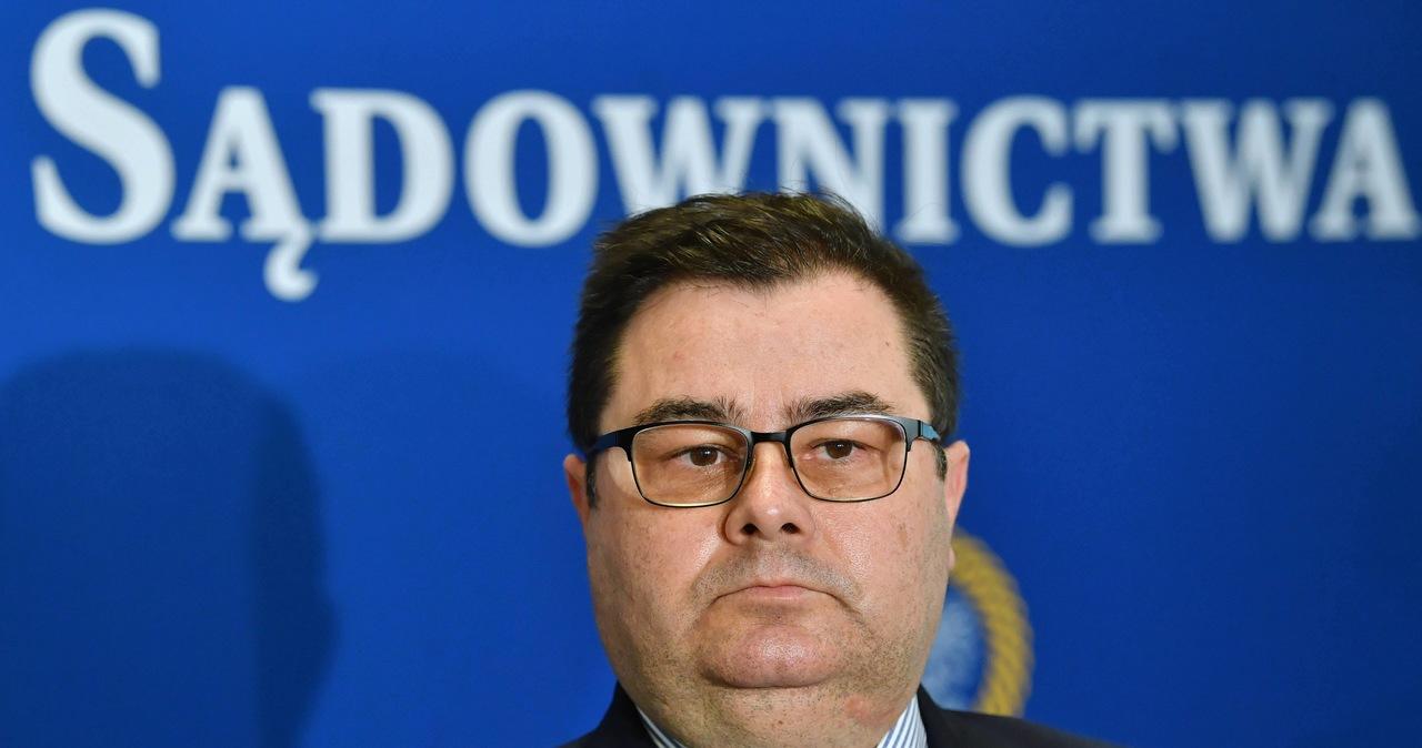 Nowy szef KRS: Nie planujemy wyboru rzecznika prasowego