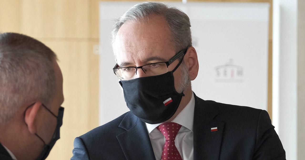 Niedzielski: W Polsce mamy już trzecią falę koronawirusa