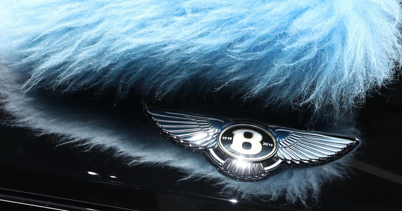 Złodzieje skradli bentleya za 750 tys. zł. Auto należało do znanej aktorki