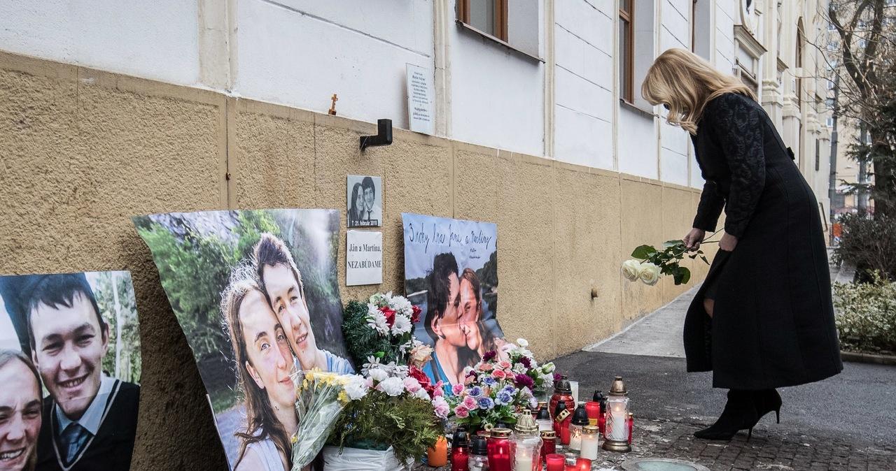 Czaputova: Ostatnie zatrzymania potwierdzają zarzuty Jana Kuciaka