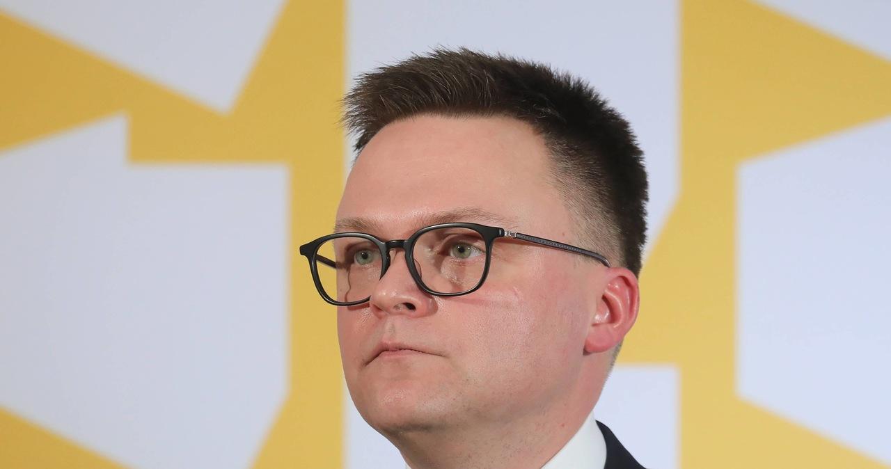 Nazwa Polska 2050 zajęta. Szymon Hołownia ogłasza, jak będzie nazywała się jego partia