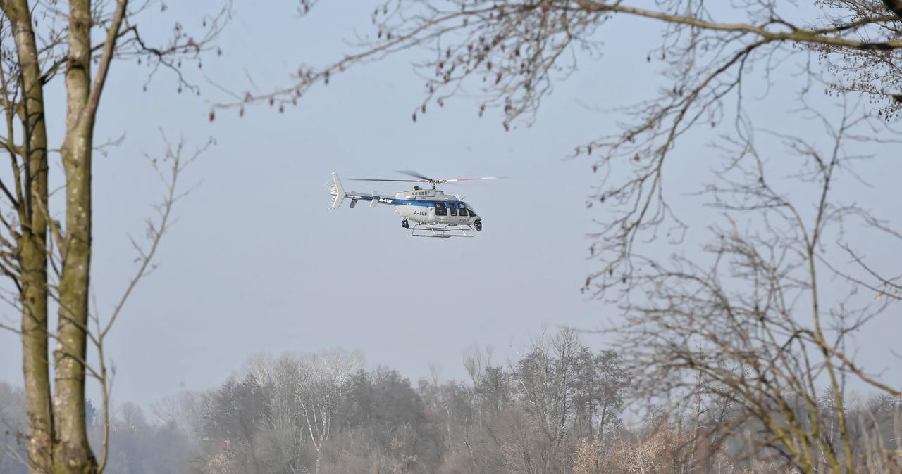Wielka akcja nad Narwią: Wznowiono poszukiwania ciała Jana Lityńskiego
