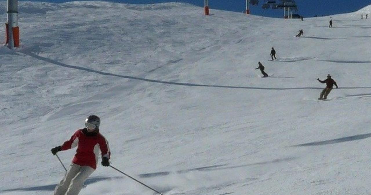 Śmiertelny wypadek na stoku narciarskim w Krynicy-Zdroju