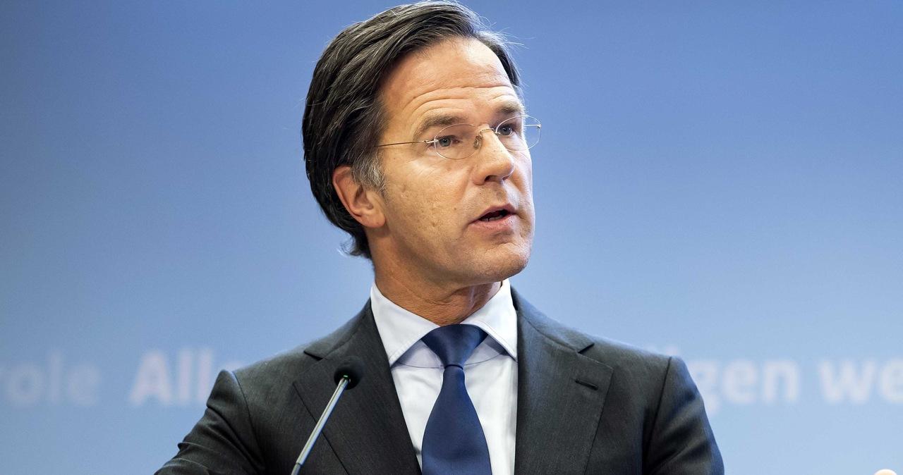 Premier Holandii: Mamy dość. Zaczynamy stopniowe luzowanie obostrzeń