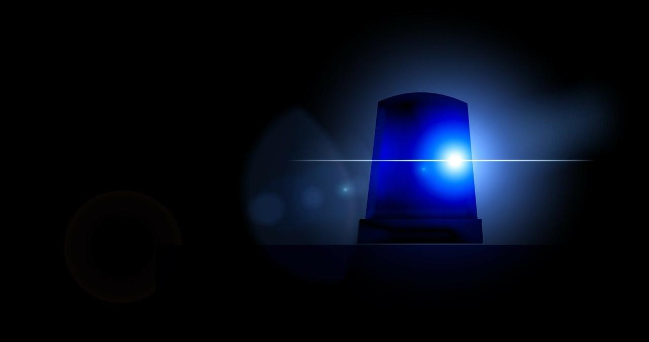 Policja aresztowała 13-latka za napad z bronią w ręku