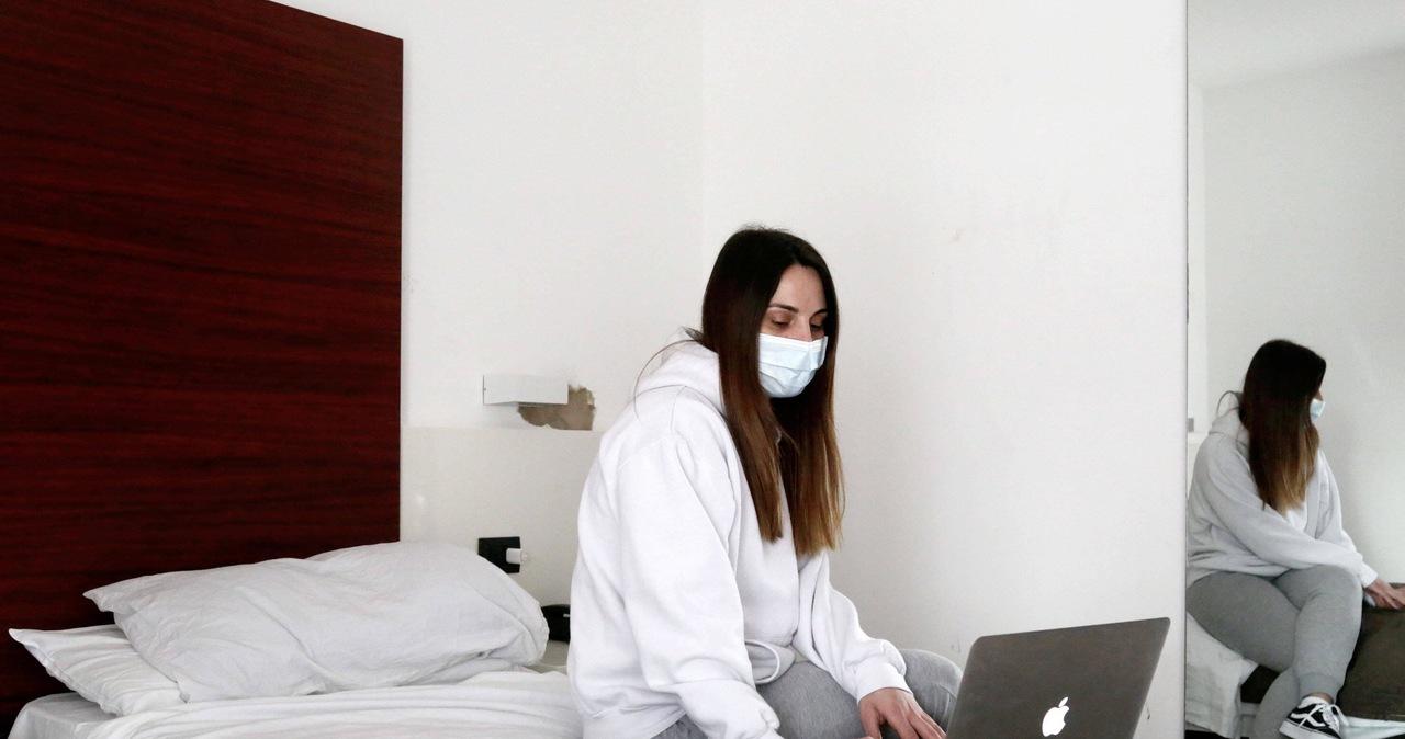 Ile trwa kwarantanna po kontakcie z osobą chorą na koronawirusa? GIS wyjaśnia