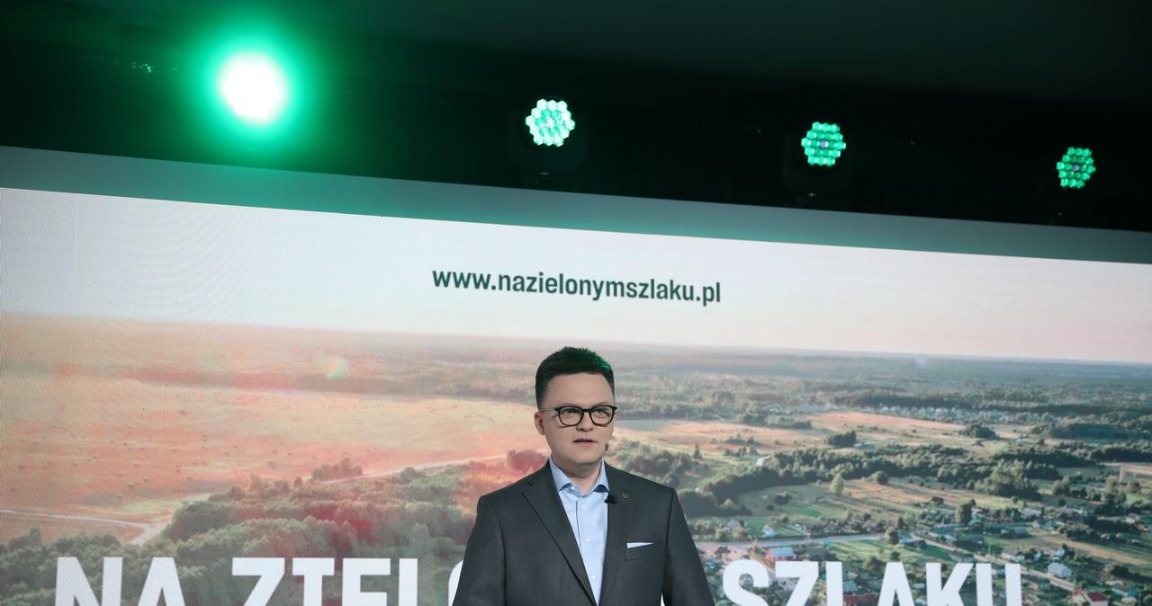 "Sondaż Kantar dla ""Polityki"": Polska 2050 goni PiS"