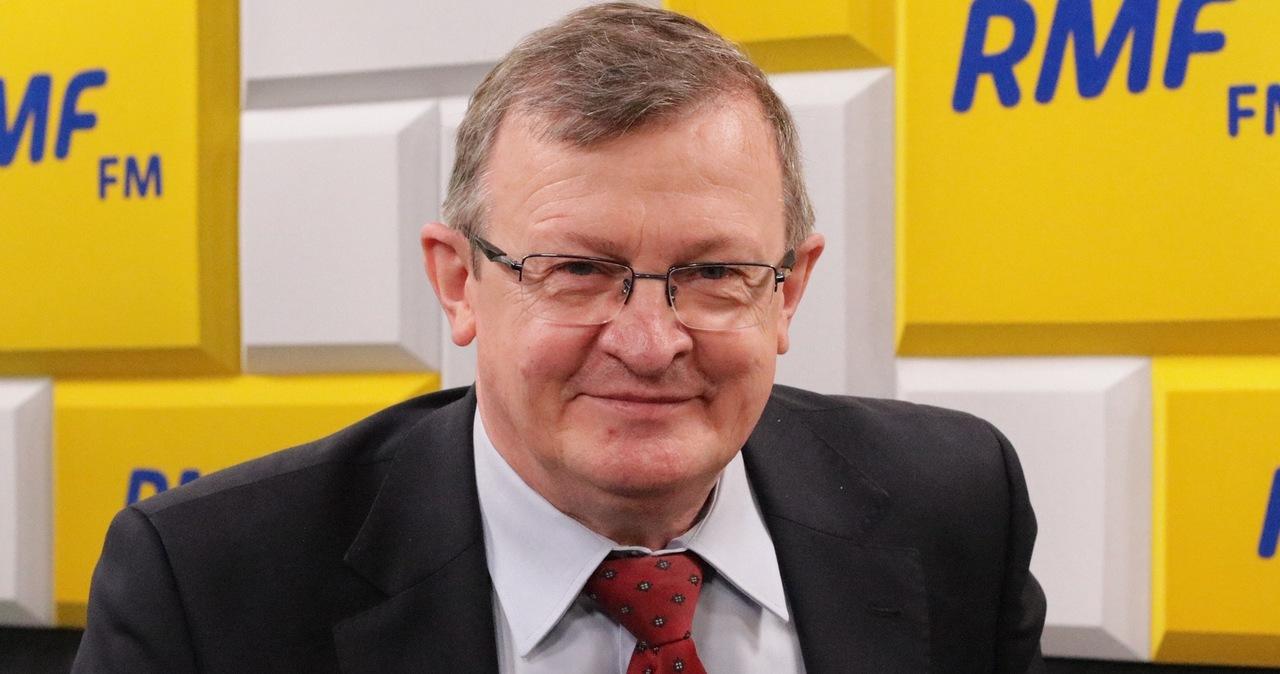 Tadeusz Cymański: O nowotworze dowiedziałem się przypadkiem