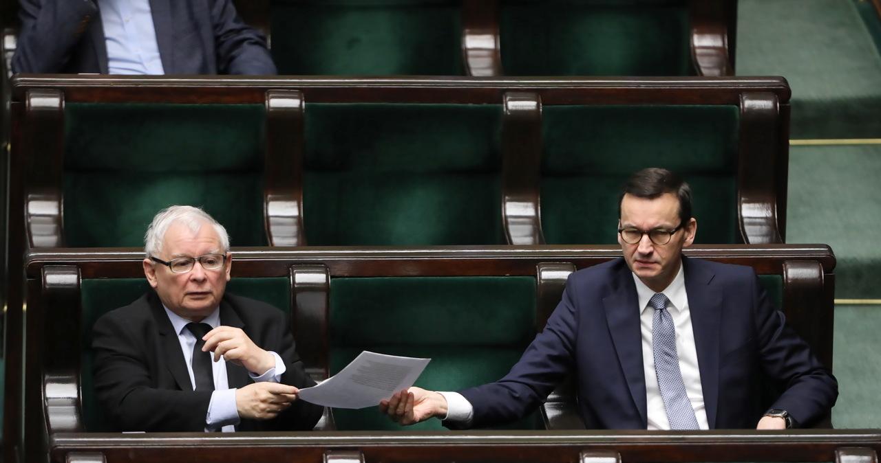 Rząd nie chce pracować nad projektem, który poparł Jarosław Kaczyński