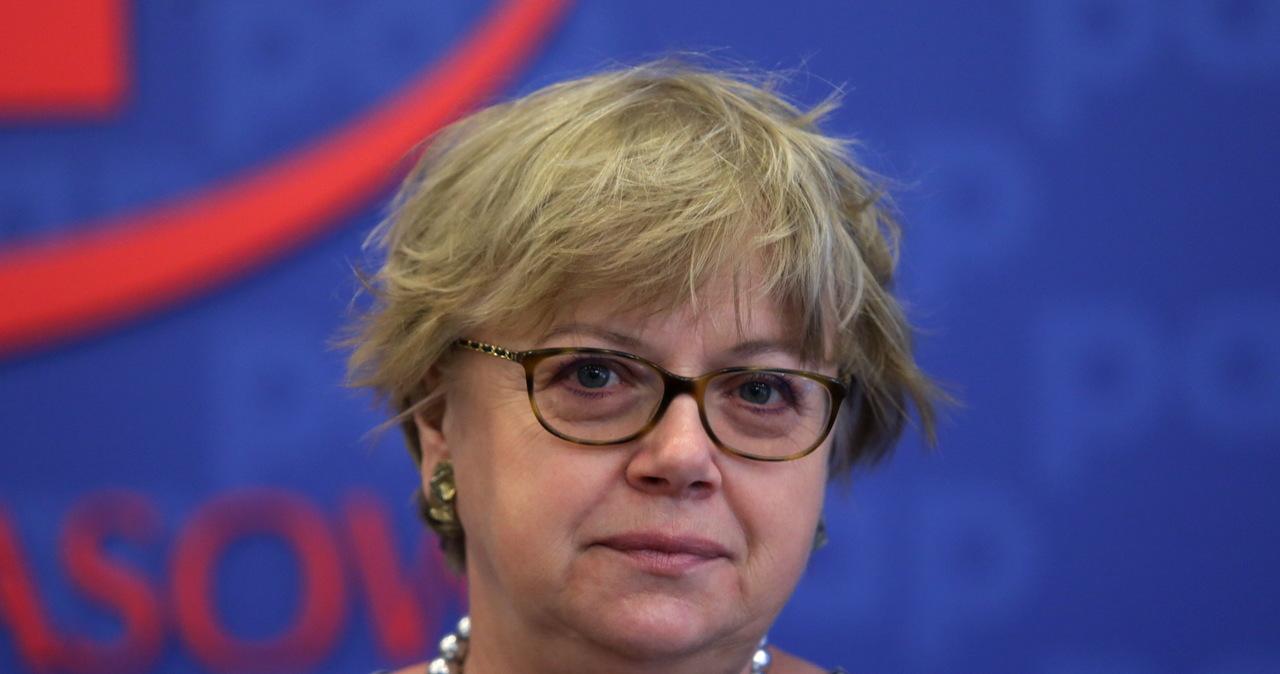 Prof. Marczyńska: Wzrosła liczba zakażeń wśród dzieci. Najczęściej chorują nastolatki