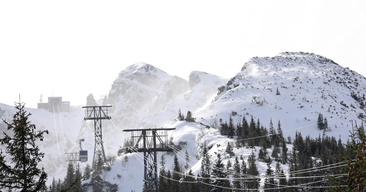 Niebezpiecznie w Tatrach i Karkonoszach - trzeci stopień zagrożenia lawinowego