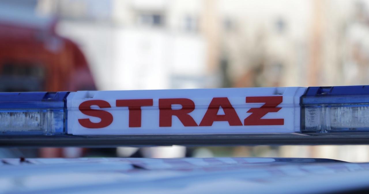 Gliwice: Wypadek awionetki na terenie aeroklubu