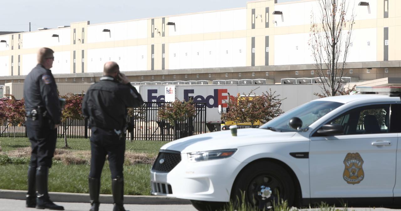 Strzelanina w siedzibie FedEx w Indianapolis. Sprawca był byłym pracownikiem