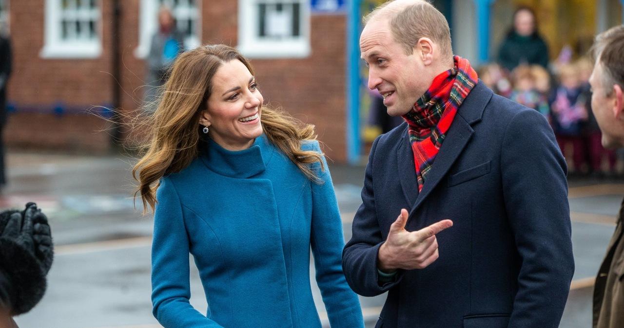 Stronią od skandali, zdystansowali Harry'ego i Meghan. William i Kate świętują 10. rocznicę ślubu