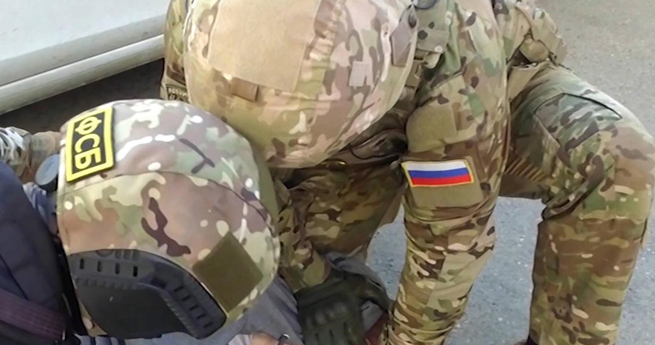 FSB zatrzymało adwokata współpracującego z Nawalnym