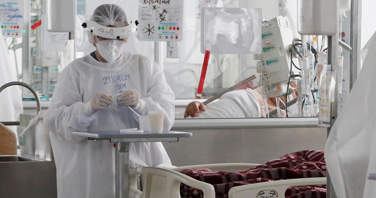 Zmarła zakonnica zakażona koronawirusem. Trwa badanie, czy miała indyjską mutację