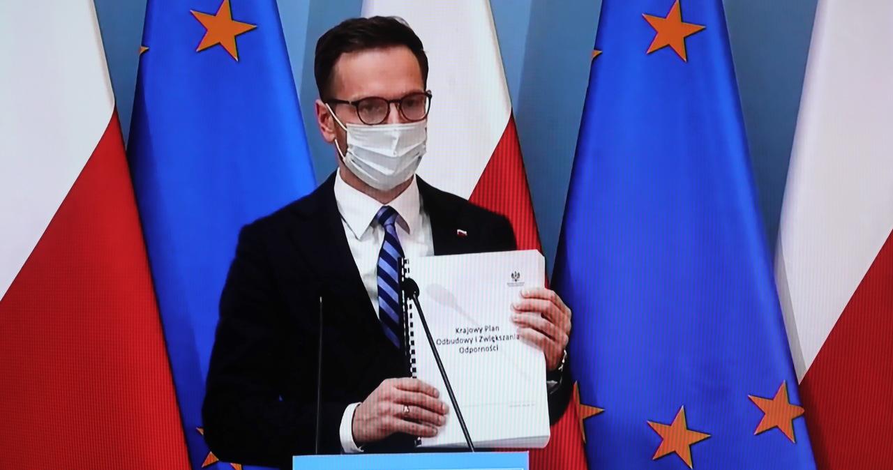 Polska nie przesłała do Brukseli ostatecznego Krajowego Planu Odbudowy