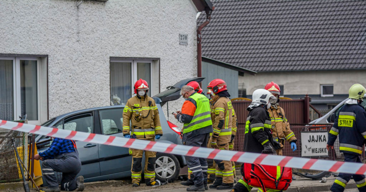 Wypadek w Opolu. Ranna dwójka dzieci