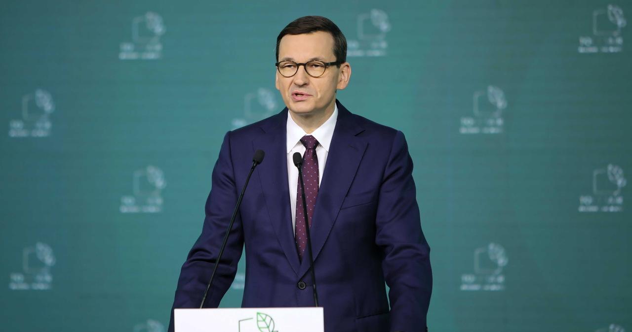 Morawiecki: Nord Stream 2 to sprawdzian dla europejskiej solidarności