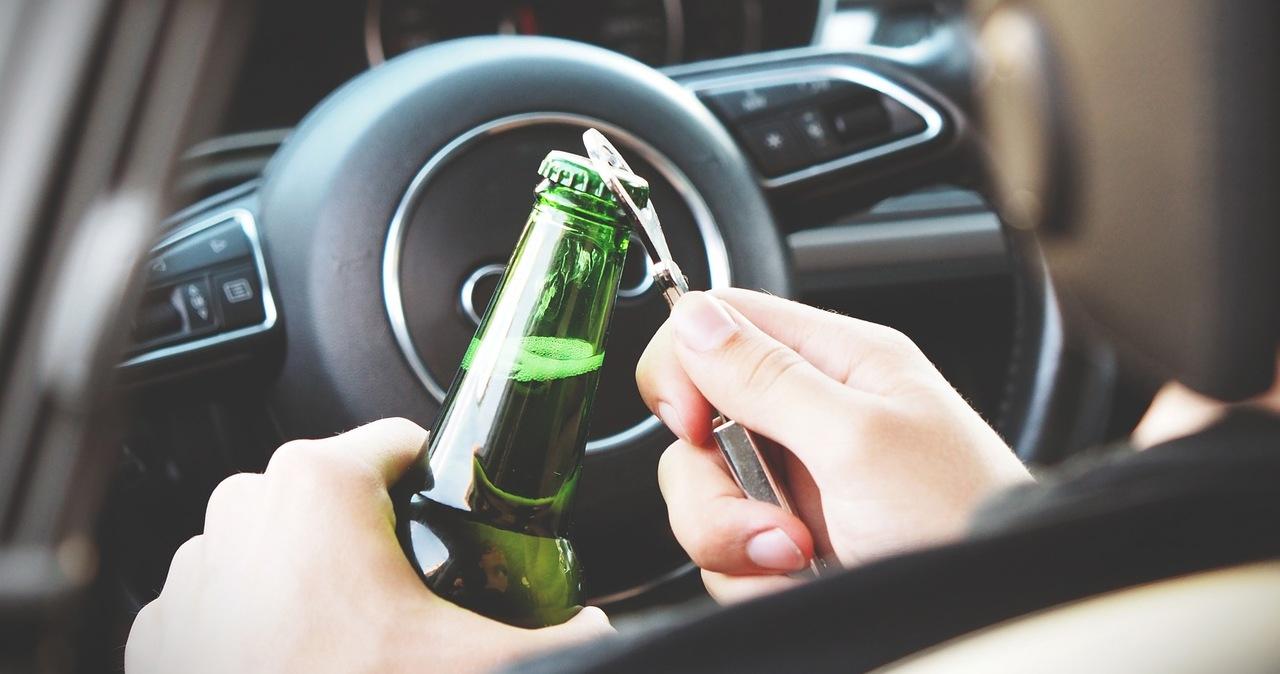 1 maja zatrzymano rekordową liczbę pijanych kierowców
