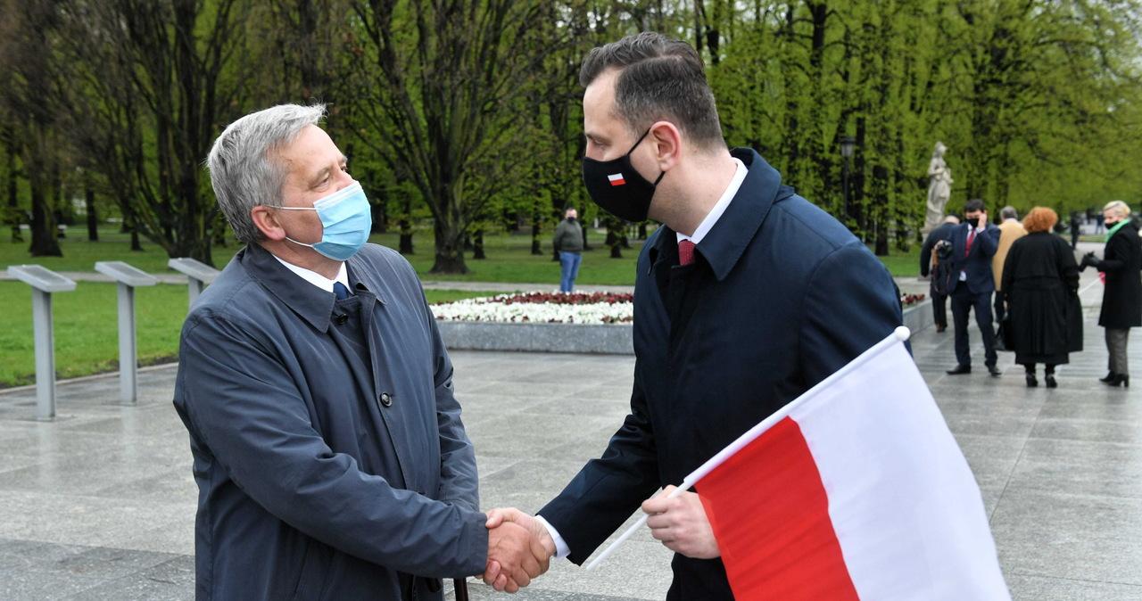 Komorowski wraca do polityki? Wicemarszałek Sejmu: Dostałem zaproszenie