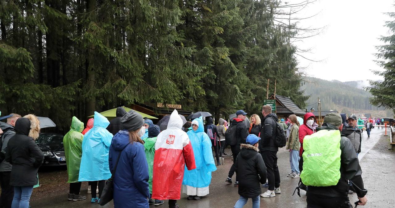 Majówka w polskich górach. Ratownicy mają sporo pracy