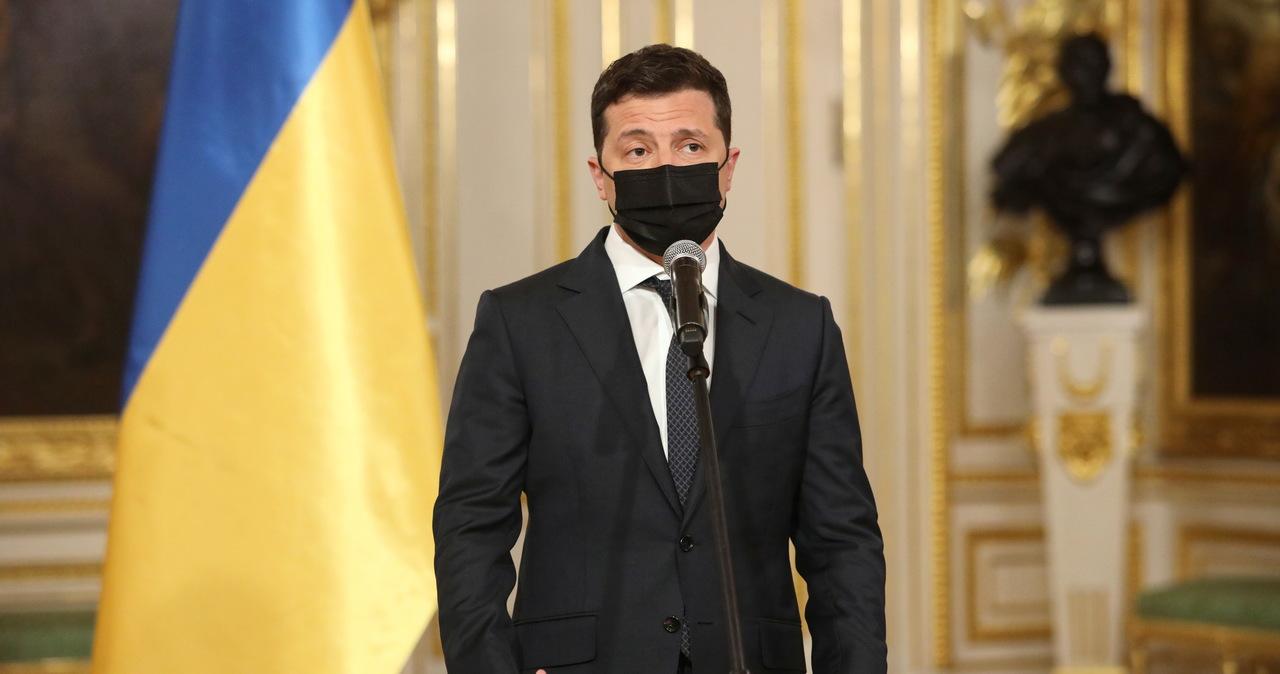 Zełenski: Dziękuję Polsce za twarde stanowisko ws. integralności terytorialnej Ukrainy
