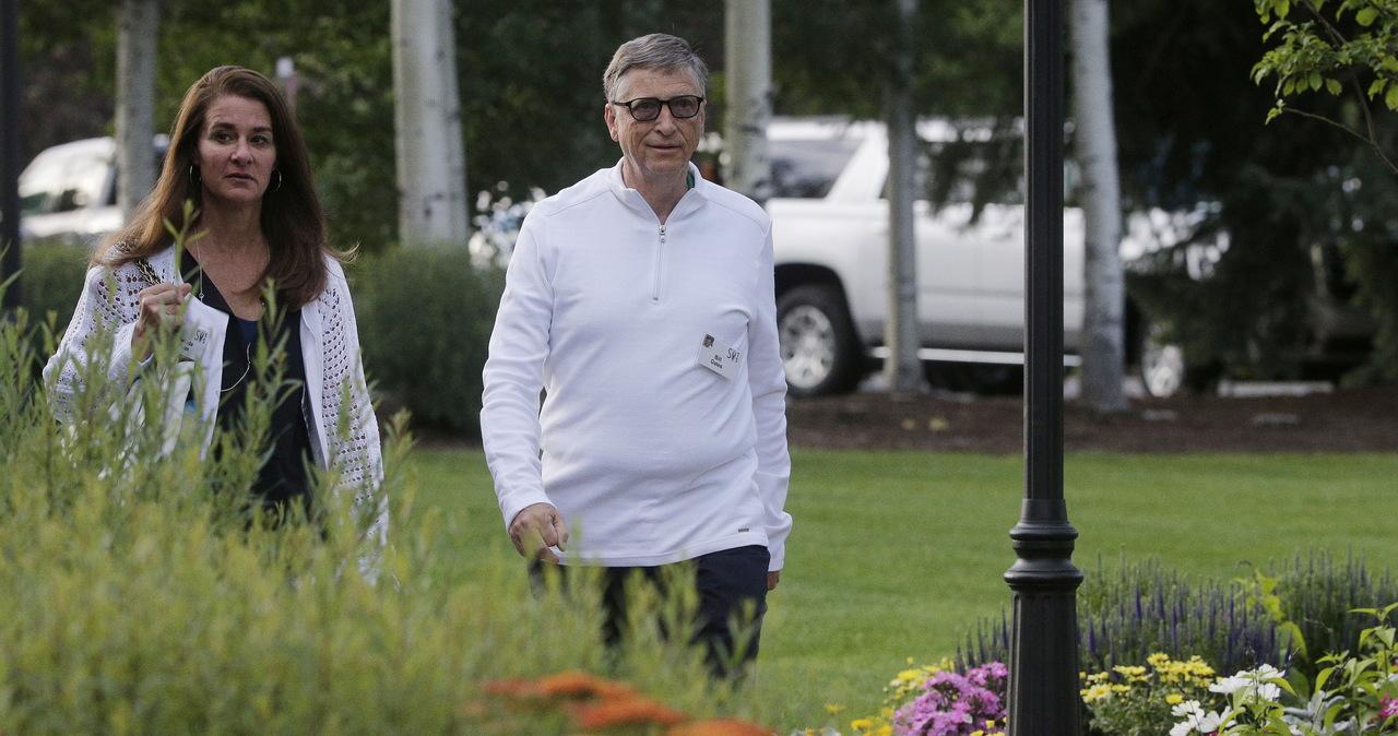 Melinda i Bill Gatesowie rozwodzą się