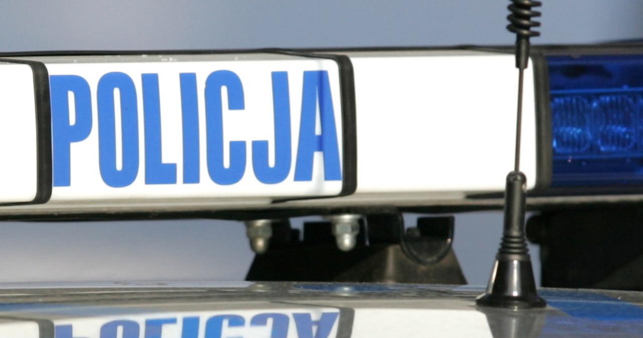 Policjant spowodował wypadek. Był pod wpływem narkotyków?