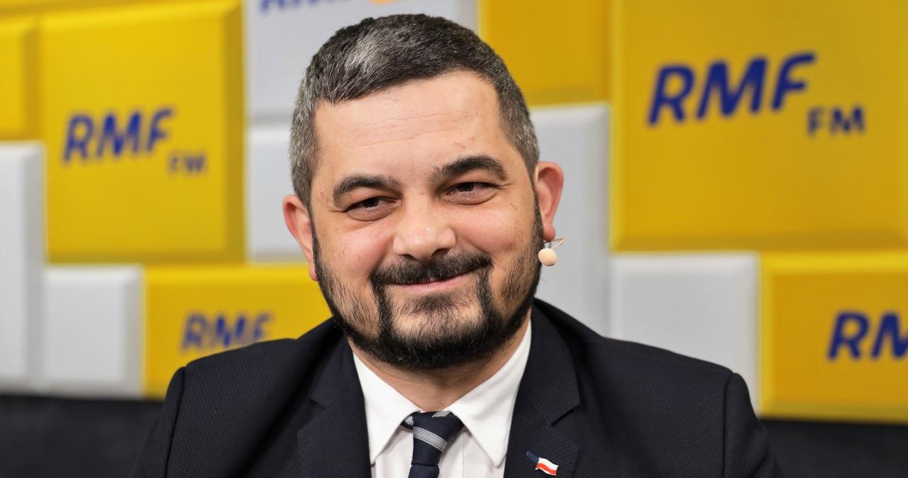 Krzysztof Sobolewski gościem Porannej rozmowy w RMF FM