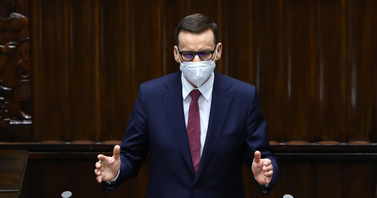 Premier o decyzji Sejmu ws. Funduszu Odbudowy: To było przełomowe głosowanie