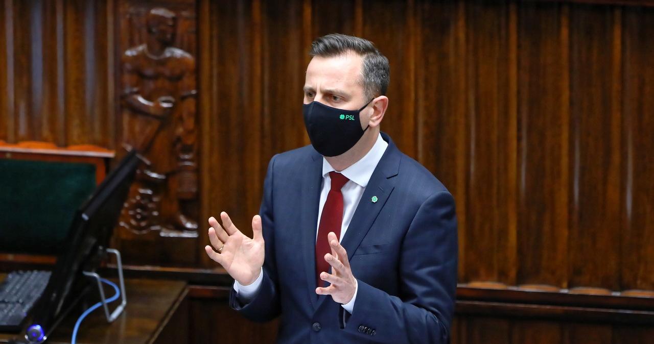 Władysław Kosiniak-Kamysz: KPO nie jest idealny i byłby lepszy, gdyby opozycja utrzymała jedność