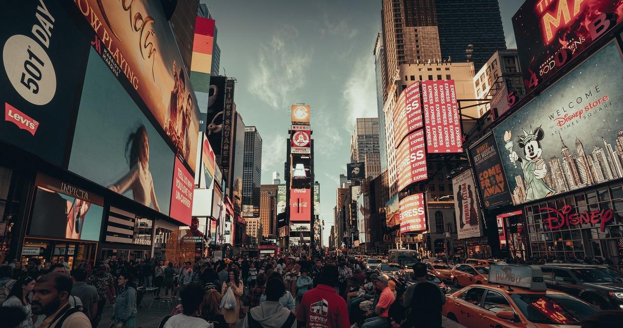 """Nowy Jork wraca do życia. """"Jest coraz lepiej. Będzie dobrze"""""""
