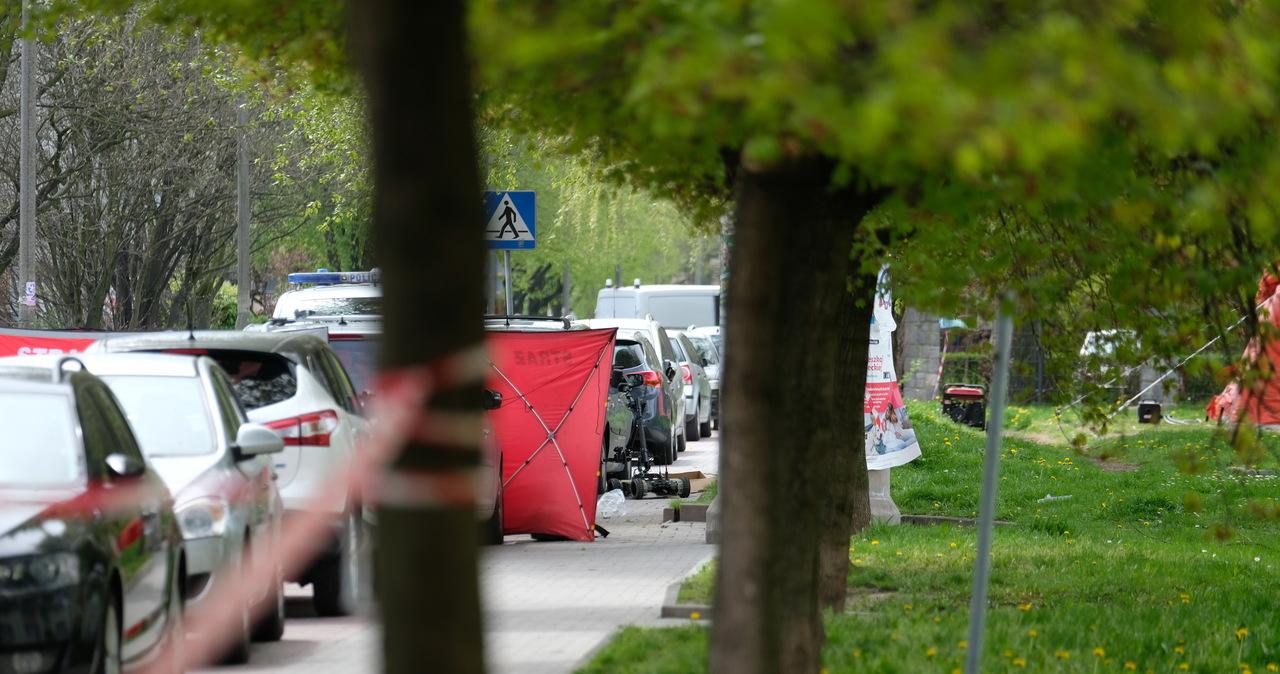 Nowe fakty w sprawie tragedii w Raciborzu: Napastnik miał w samochodzie broń automatyczną