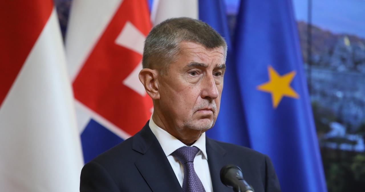 Kłopoty premiera Czech. Chodzi o wyłudzenie 2 mln euro europejskich dotacji